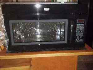 Convection  oven /microwave  combo