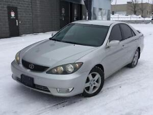 2006 Toyota Camry SE Sedan-LEATHER-NO ACCIDENT-CERTIFIED