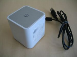 Sound Cube Stereo Speaker, USB Power/EMU Charger,