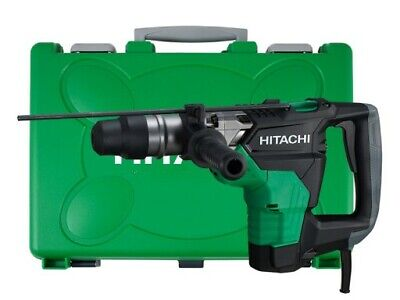 Hitachi Dh40mc 1-916 Sds Max Rotary Hammer With Case