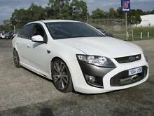 Ford FPV FG F6 Winter White Sedan     GT GTP GS XR6 XR8 G6E G6 Morphett Vale Morphett Vale Area Preview