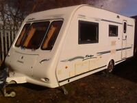 2003 COMPASS RALLYE 524 - 4 BERTH