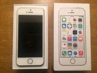 Apple IPhone 5s 16GB - o2 - Immaculate & Boxed With Charger, books.
