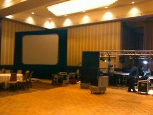 Projector & screen Setup London Ontario image 3