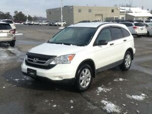 2011 Honda CR-V LX | 4WD | ONLY 86K | CERTIFIED
