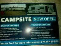 Static caravans for rent in South Lanarkshire