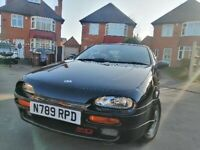 CHEAP CLASSICS INSURANCE 1996 NISSAN 100 NX SPORTS SPACIFIC IN STUNNING BLACK UO FOR BARGAIN PRICE