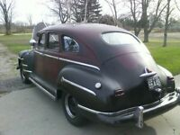 Plymouth Special deluxe- 1948