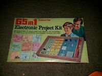 65 in 1 Electronic Project Kit