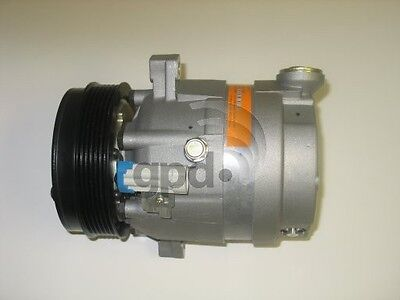 A/C Compressor-New Global 6511416