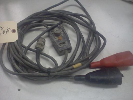 LASER ALLIGNMENT MOD-4700 SERIES 12VOLT POWER CABLE