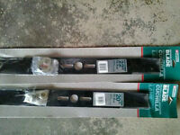 Brand New in Package Lawnmower Blades