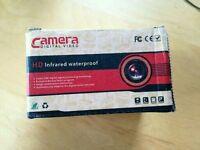 Mini portable CCTV camera with WiFi