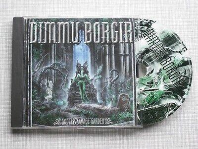 Black Metal, Mini - (Dimmu Borgir  Godless Savage Garden  MINI  NB 300-2  von 1998  CD  Black Metal)