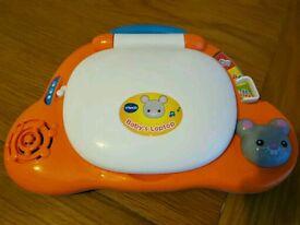 V Tech Baby Laptop