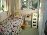 Bright room, 10 minutes walk to town centre, all bills included