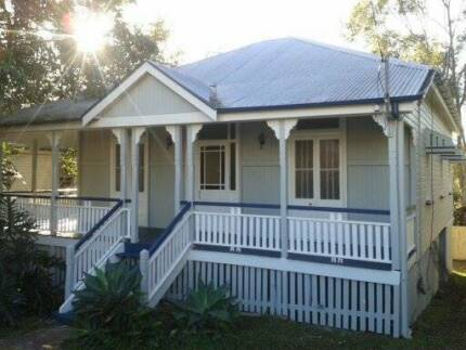 3 Bedroom + Sleepout Home in Annerley