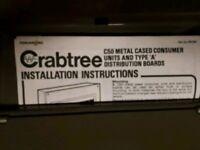 Crabtree Electrical Consumer Unit C50