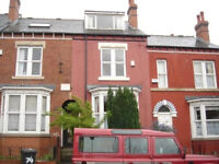 4 BEDROOMED furnished terraced student house situated close to city centre and Collegiate campus.