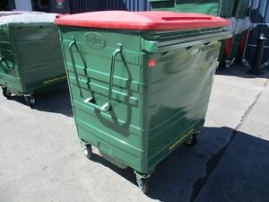 Taylor Continental 1100lt Bin - 2 Available Woy Woy Gosford Area Preview