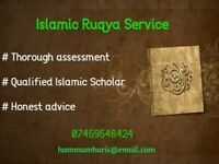 Islamic Ruqya (spiritual healing for Jinn, magic and evil eye)