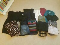 Maternity clothes bundle size 14/medium