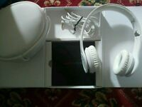 BEATS by Dr DRE SOLO HD Monochromatic White headphones