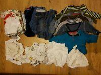 0-9 months baby clothes bundle