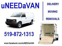 """""""NO GIMMICKS NEEDED""""  Moving - Delivery -  519-872-1313"""