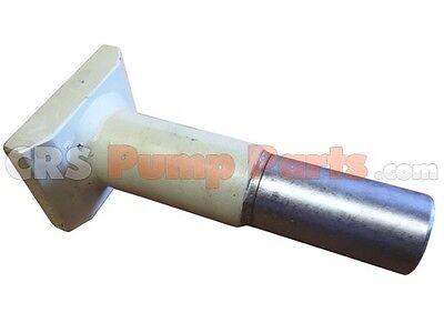 Concrete Trailer Pump Parts Putzmeister Mixer Shaft Left Part U050755004