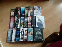 Dvd collection 20 dvds