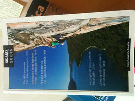 Climbing withour Frontiers climbing guide for the Adriatic coast, Istra