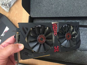 ASUS STRIX R9 380X 4GB for sale