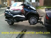 PIAGGIO SCOOTER MP3 TRAILER/BIKE CARRIER