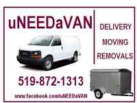 Deliveries, miniMOVES, etc all from $40.00 **  519-872-1313