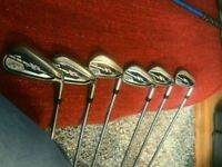 Golf set for sale callaway xr irons plus more