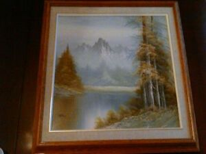 Cantrell landscape painting  (Accepting offers)