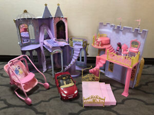 Toy Doll Castle