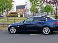BMW, 3 SERIES, Saloon, 2010, Semi-Auto, 2993 (cc), 4 doors
