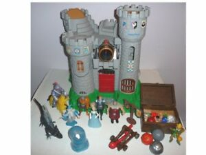 Tente Fisher Price & access. $7. / Château Fisher Price $18.