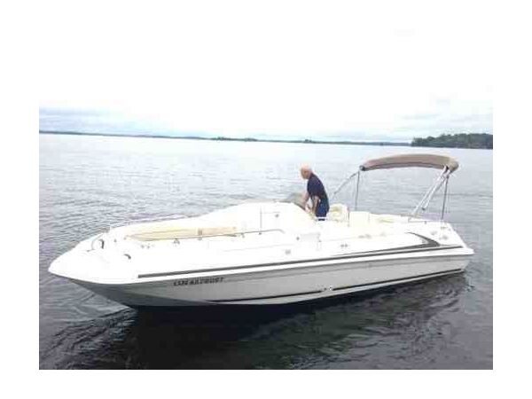 Used 1996 Sea Ray Boats sundeck 240