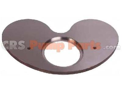 Concrete Pump Parts Schwing Kidney Plate Dn180 Housing Lining S10018046