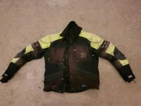 Mens Rukka Gortex Armax Motorcycle Jacket