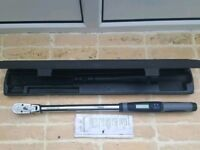 Snap on torque wrench 1/2