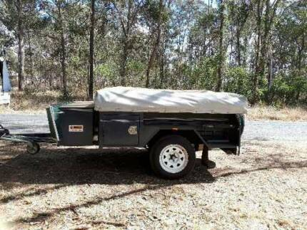 2011 off road camper trailer Toowoomba Toowoomba City Preview