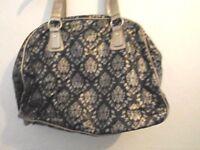Large ladies handbag