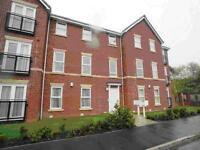 Furnished Double Bed in a Modern 2 Bed Apartment in Wavertree