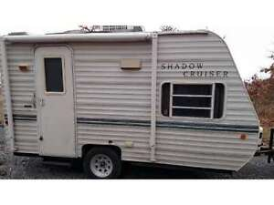 Wanted 15-17 Ft Camper Trailer