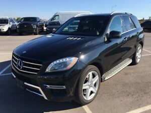 2014 Mercedes-Benz ML350 ML350 4MATIC/ ONE OWNER/  PANORAMIC/ AM