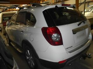 Now wrecking Holden Captiva turbo diesel 2.0l auto 7 seater Williamstown North Hobsons Bay Area Preview